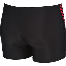 arena Urban Shorts Men black-pix blue-red